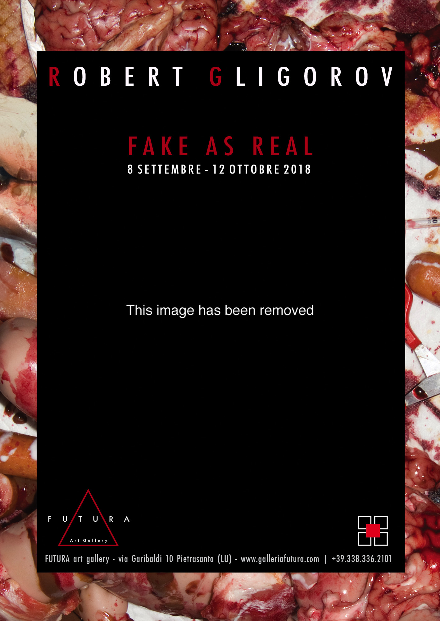 Fake as Real - Robert Gligorov