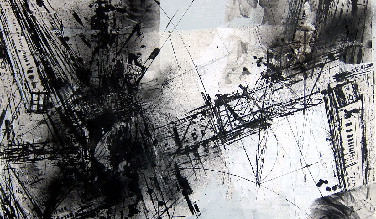 Obsession n.7 (Paesaggio Mentale) - Francesco barbieri