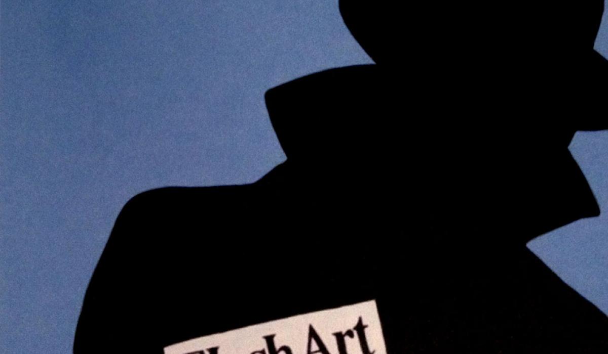 Flashart Secret Agent - Giuseppe Veneziano