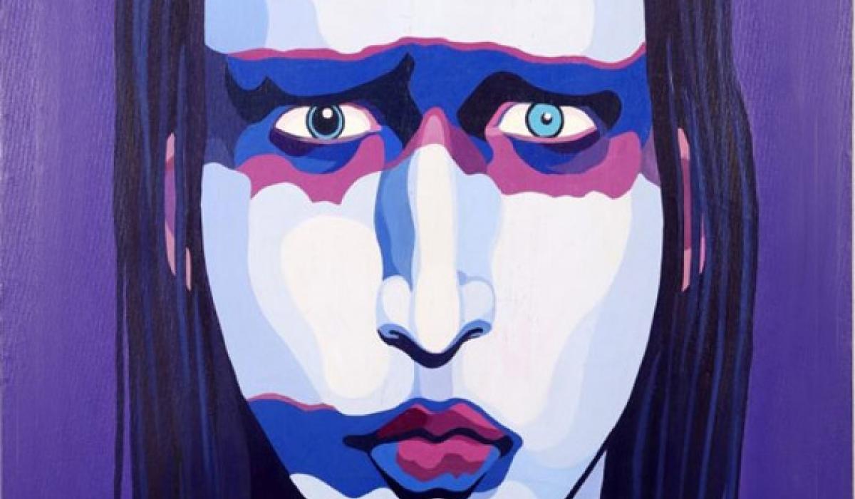 Marilyn Manson - Giuseppe Veneziano