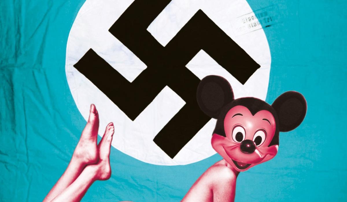 Nazi Sexy Mouse - Max Papeschi