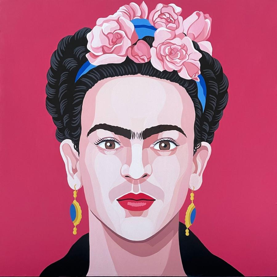 Frida Khalo - Giuseppe Veneziano
