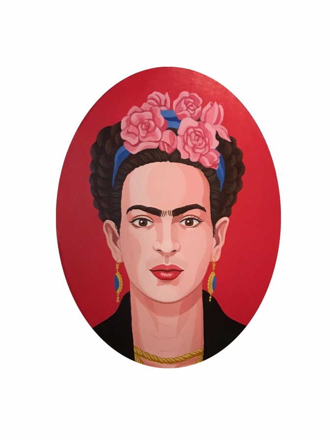 Frida - Giuseppe Veneziano