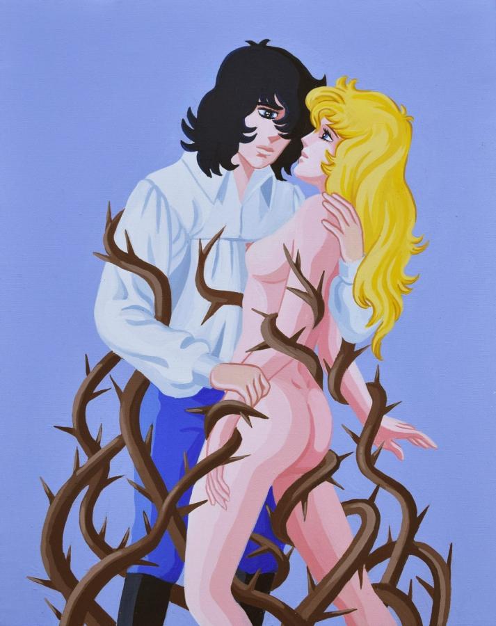 Hot Rose - Giuseppe Veneziano