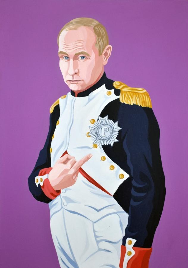Ras-Putin - Giuseppe Veneziano