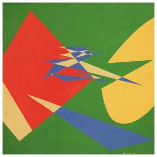 Composizione - Concreta - Angelo Bozzola