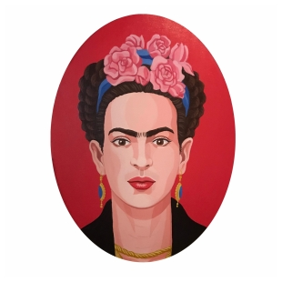 Frida - Giuseppe Veneziano