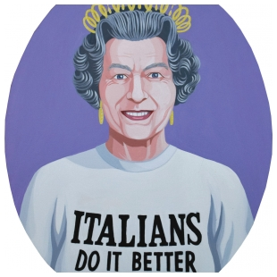 Italians do it Better - Giuseppe Veneziano