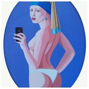 Selfie - Giuseppe Veneziano